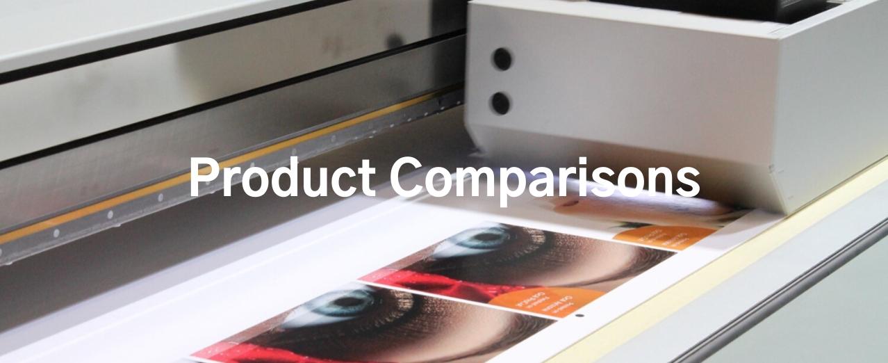 Large format printer comparisons